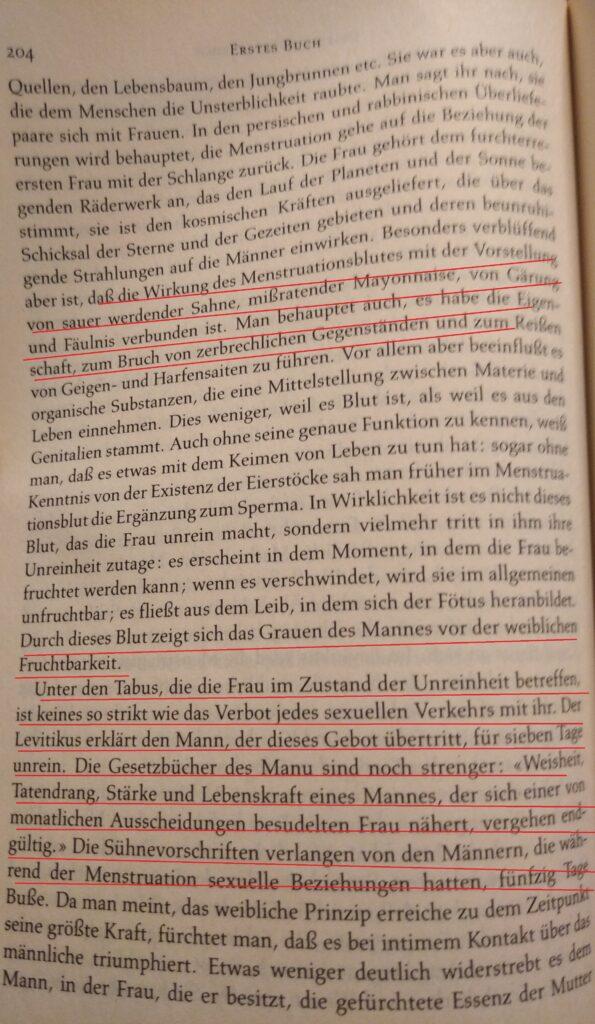 Beauvoir Facts IV