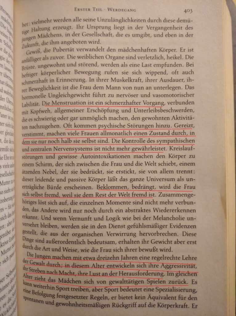 Beauvoir Facts V 1