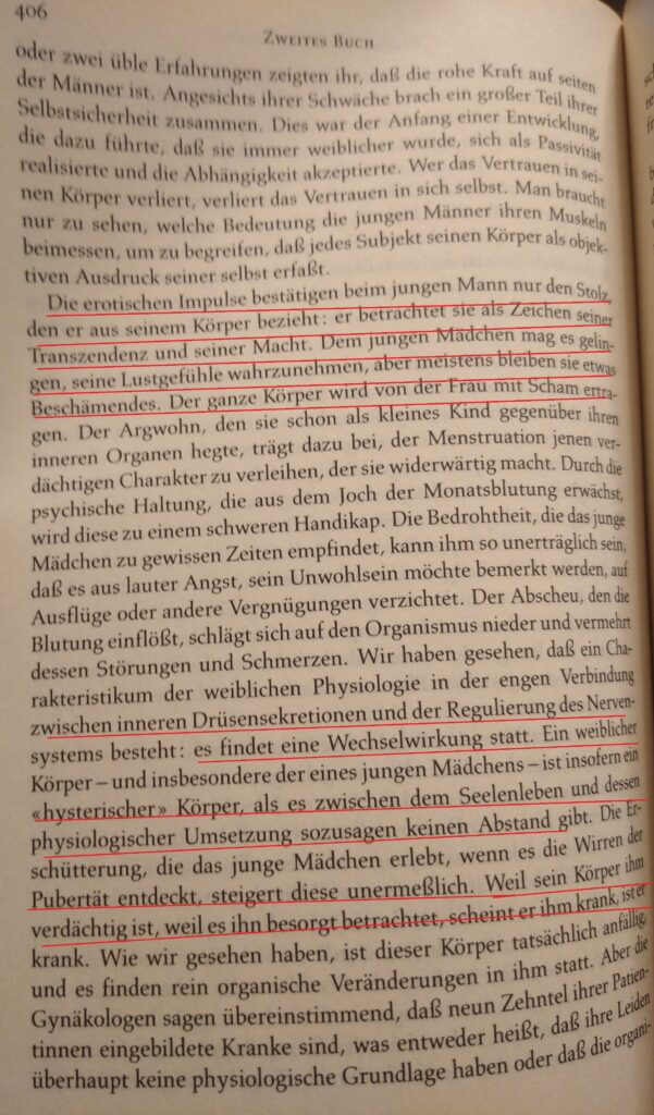 Beauvoir Facts VI