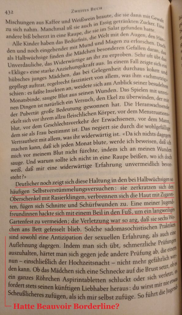 Beauvoir Facts VII
