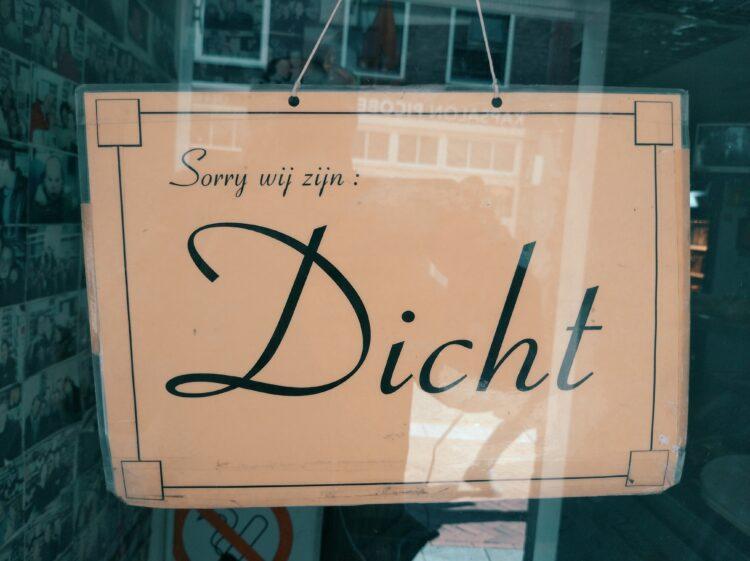 Geschrieben & korrigiert für großflächige Flugblattdistribution: DEFUND Amsterdam: Amsterdam ist tot. Hoch lebe Barcelona!