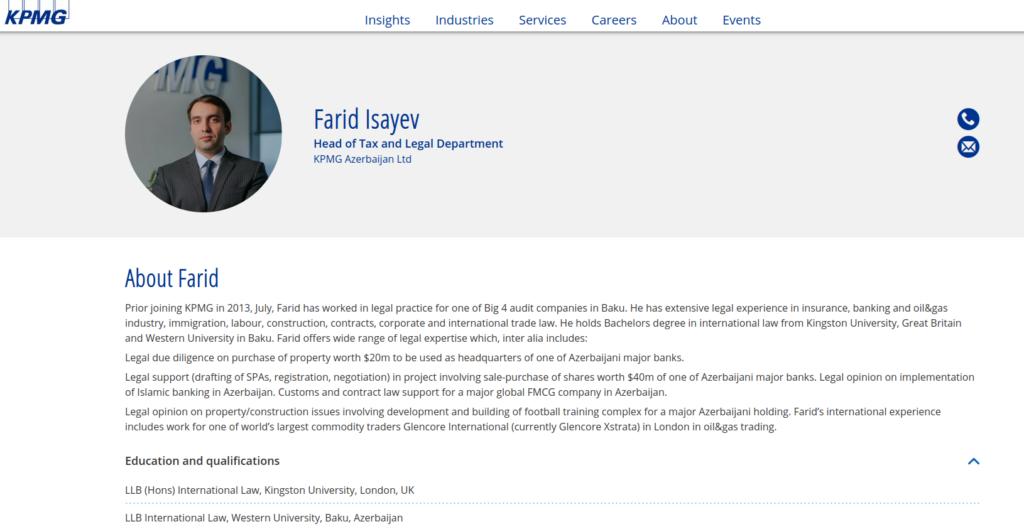 Farid Isayev
